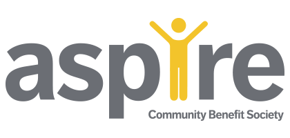 aspire community benefit society logo