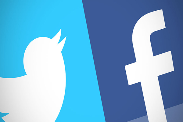 Aspire twitter and facebook