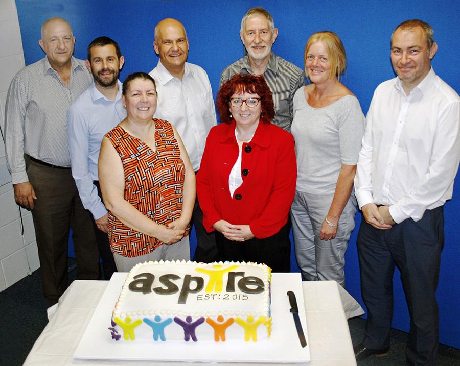 Aspire cake