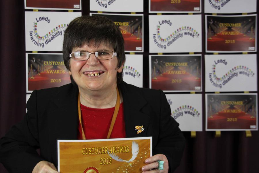 Leeds Learning Disability Week 2016 customer awards
