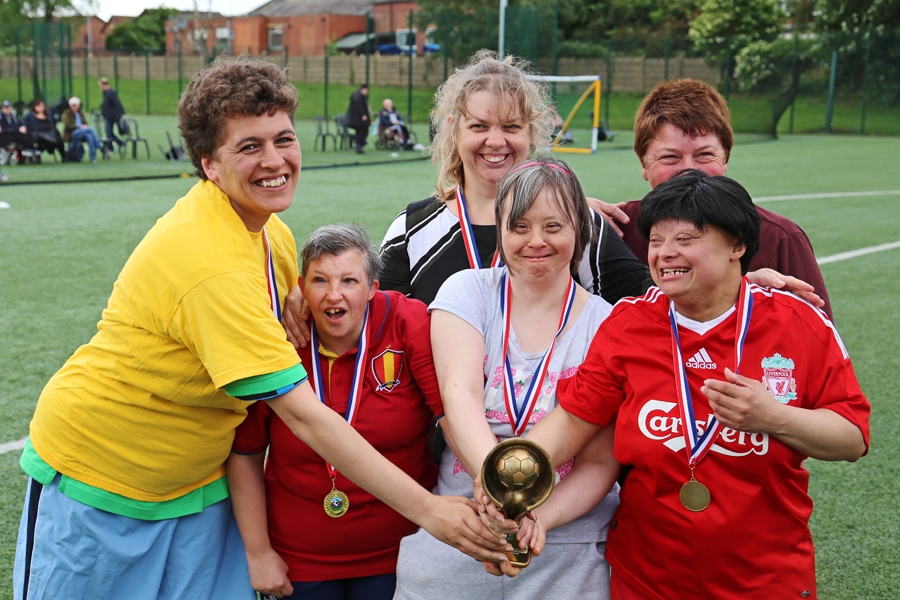 Leeds Learning Disability Week 2017 champions