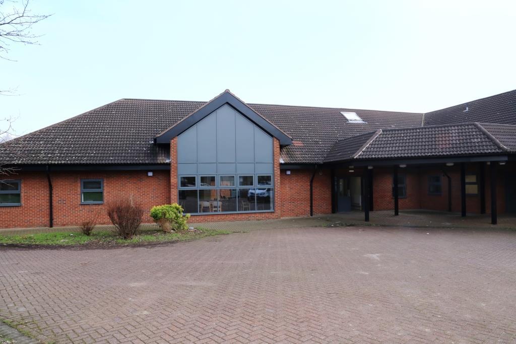 Potternewton entrance